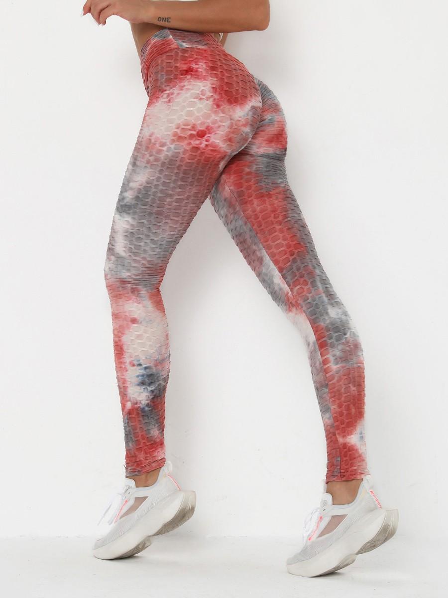 Hawaii Gray Full Length Sports Legging High Rise For Firl Runner